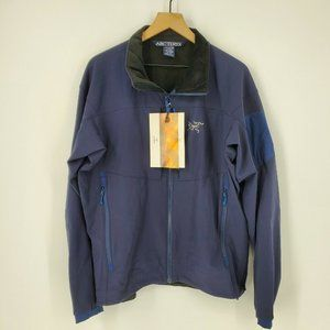 Arc'teryx NWT Gamma MX Jacket Abyss Blue sz XL